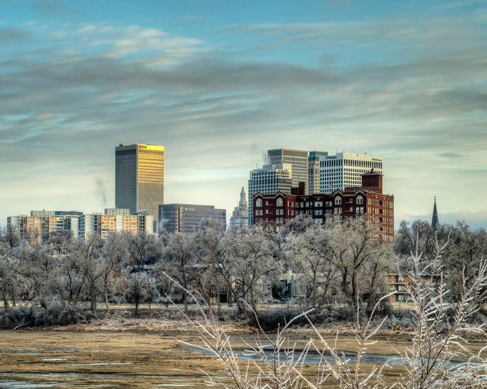 View of Tulsa