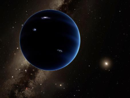"""Existe uma """"Super Terra"""" no Sistema Solar para além de Netuno?"""