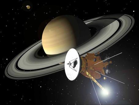 Adeus Cassini!