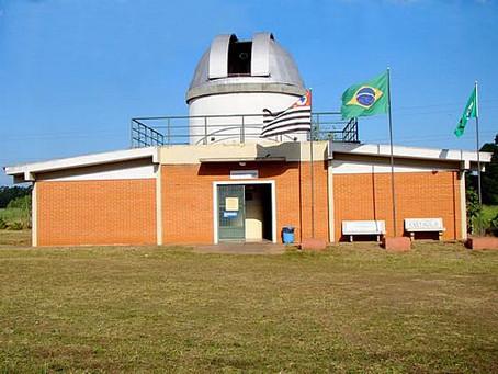 Observatório Astronômico de Piracicaba é o novo parceiro do Clube