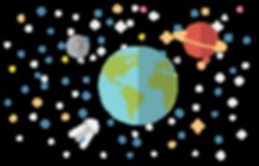 planeta terra saturno espaço sideral universo cometa asteroide lua astro clube de astronomia centauri