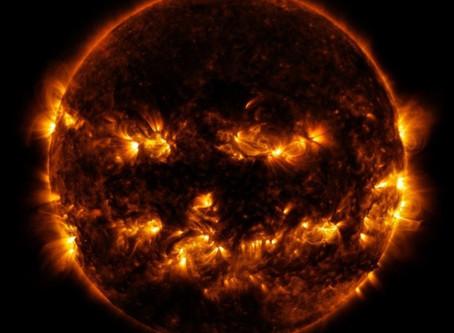 Imagens Assombrosas do Universo