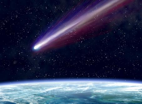 Campanha dos cometas: Recrutando Astrônomos Amadores