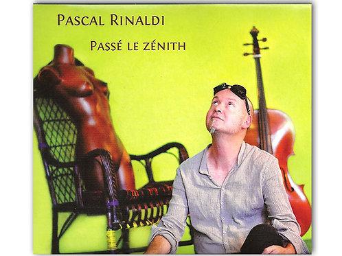 Passé le zénith - CD - 2011