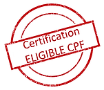Logo Certification ELIGIBLE CPF