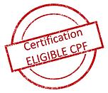 Logo Certification ELIGIBLE CPF