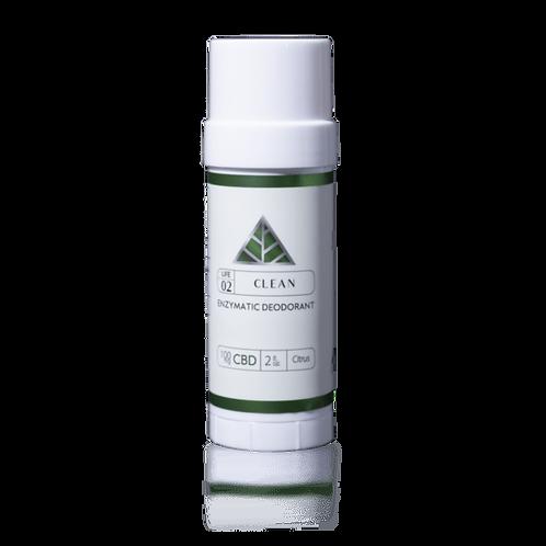 Clean – Enzymatic Deodorant Citrus