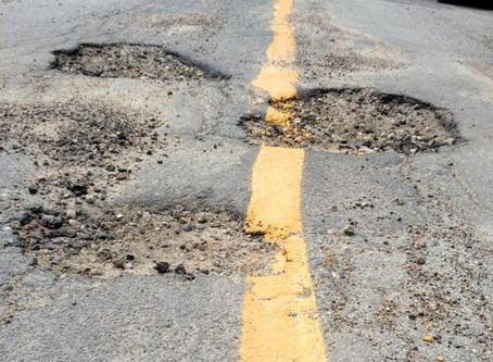 Pores and Potholes