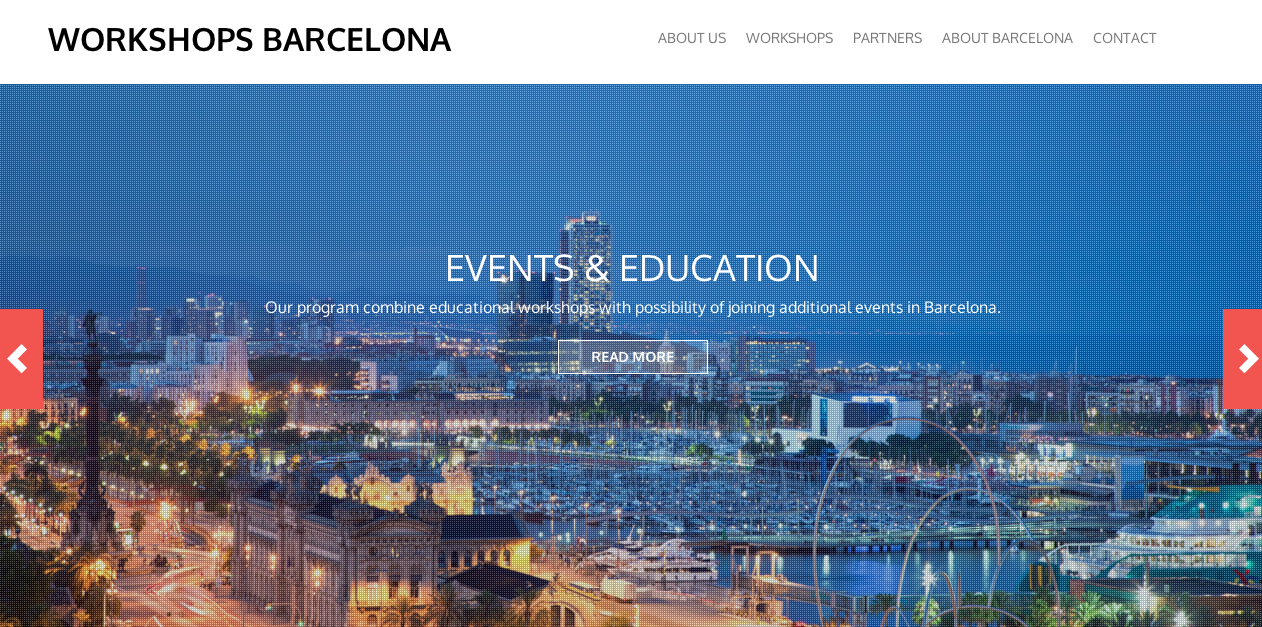 Workshops Barcelona