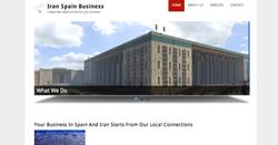 Iran Spain Business