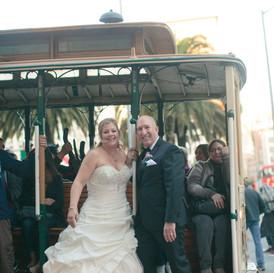 Thomas & Madeline San Francisco Wedding