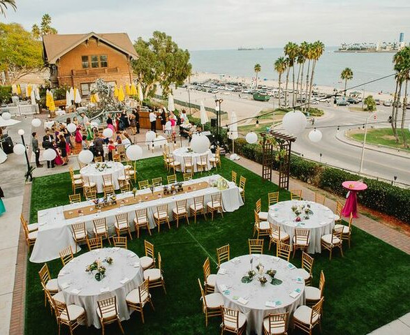 Wedding Reception Long Beach Ca