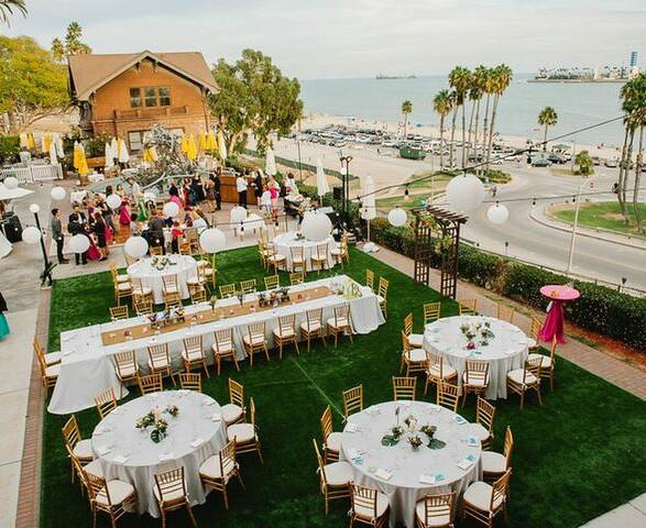 Wedding Reception Long Beach Ca