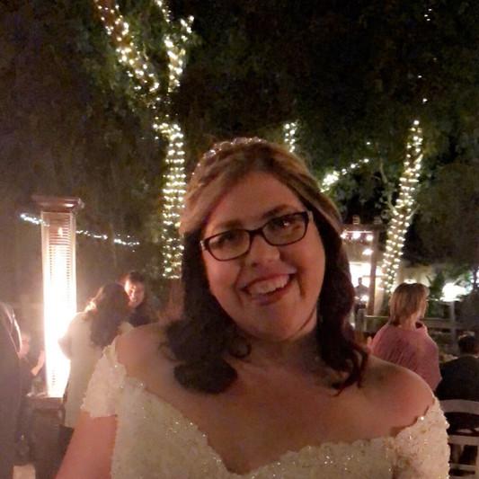 Happy Bride Wedding Day