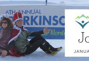 Catherine Is Skiing for Parkinson's, and You Can Help