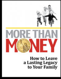 Book Review: More Than Money