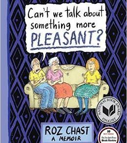 5 Takeaways from Roz Chast