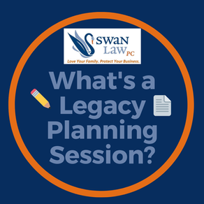 What's a Legacy Planning Session?