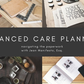 5 Estate Planning Mistakes with Jean Manifesto