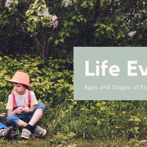 Ages and Stages of Estate Planning