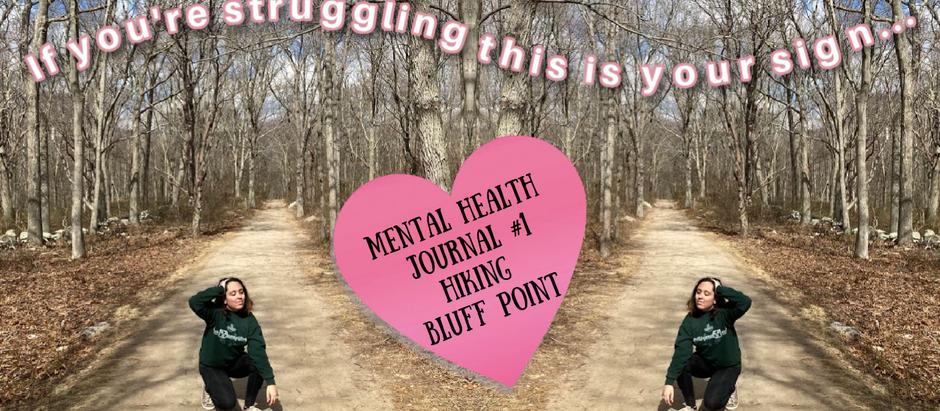 Exploring Bluff Point & An Open Conversation on Mental Health