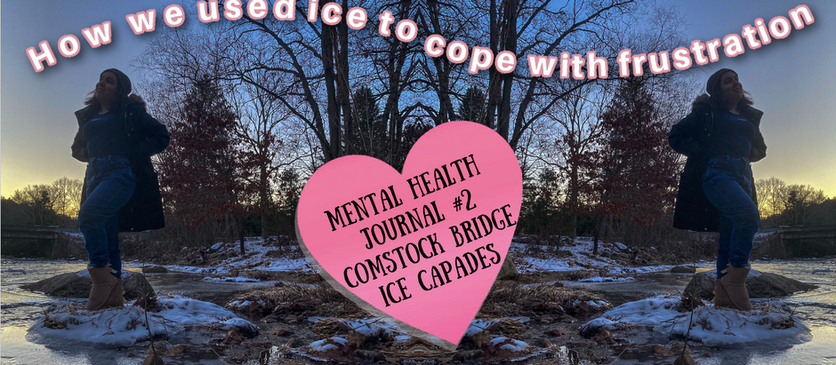 Using Ice as a Coping Mechanism & Mental Health