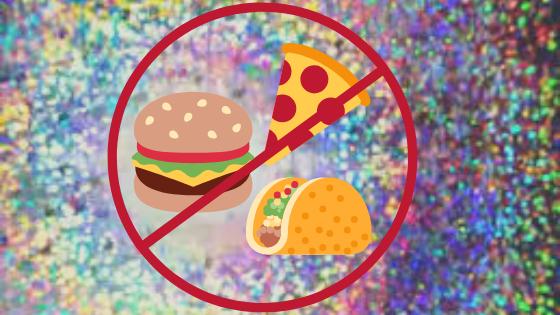 No Fast Food 2020 Challenge