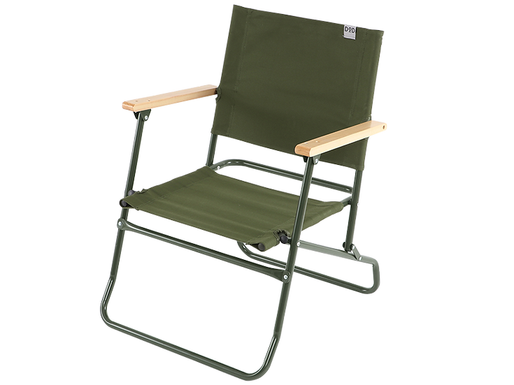 DoD LOW ROVER CHAIR เขียว