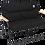 Thumbnail: DoD Good Rack Sofa Black รับและส่งสินค้าวันที่ 26/4/2021