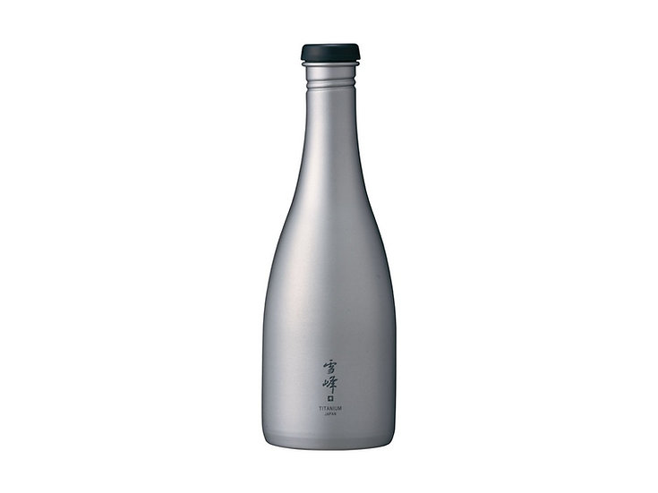 Titanum Sake Bottle