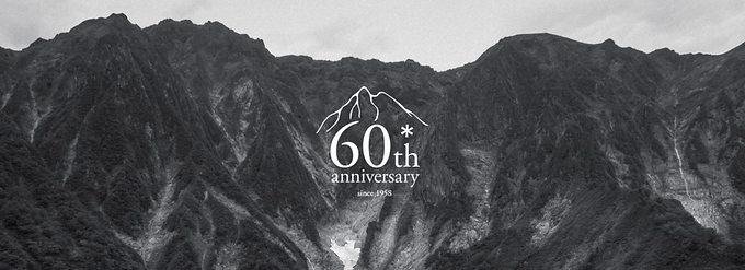 Snowpeak 60th Anniversary Apparel