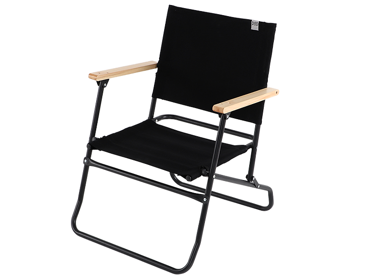 DoD LOW ROVER CHAIR ดำ