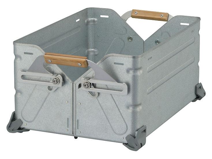 Snow Peak Metal Shelf Container 25/50L