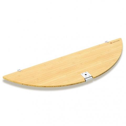 Lounge shell slide top Bamboo