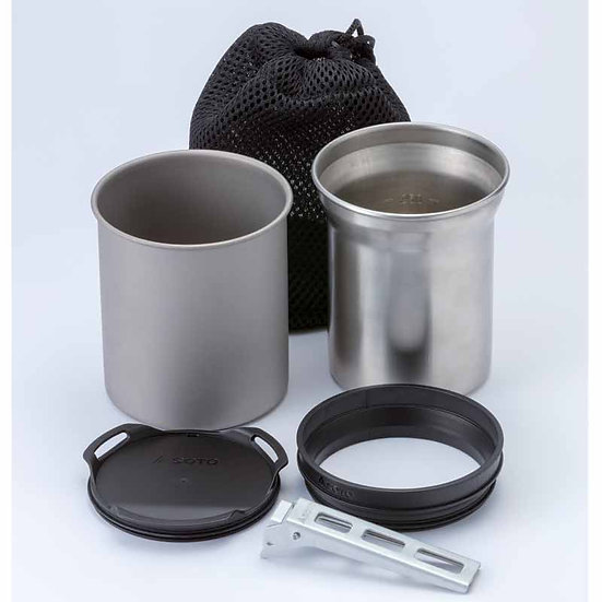 SOTO Thermo Stack Cook Set
