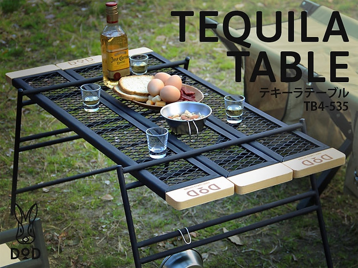 DoD Tequila Table