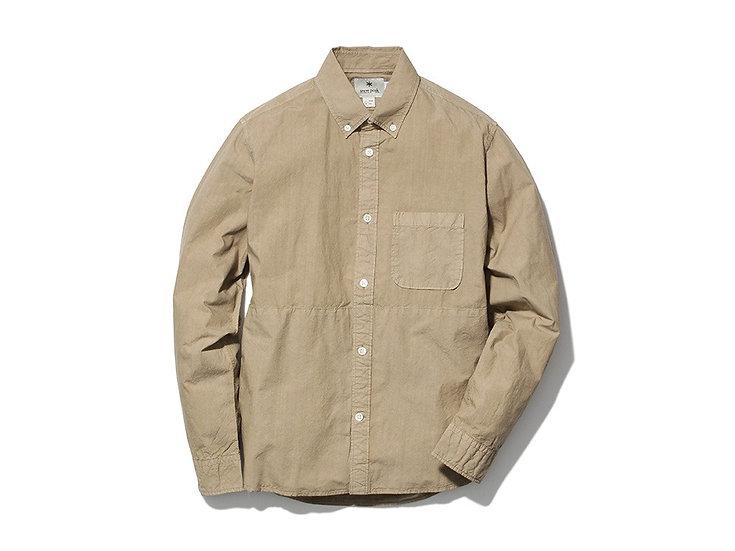 Organic Cotton Button Down Shirt M BG
