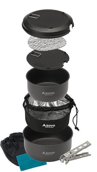 SOTO Navigator cookware system