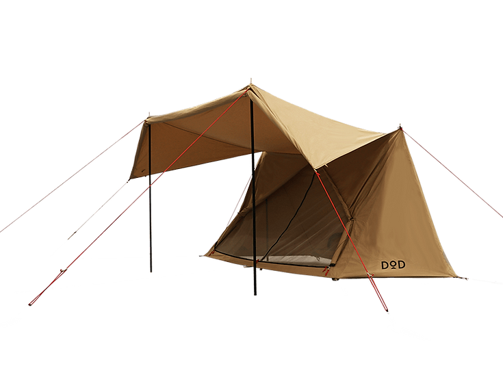 PUP-LIKE TENT Ver.2 Tan