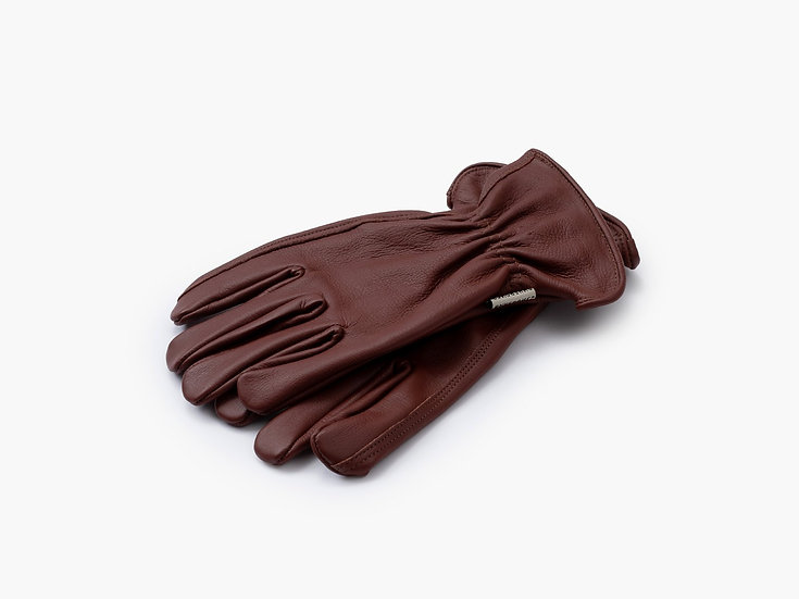 Barebones Classic Work Glove สีบรั่นดี Cognac