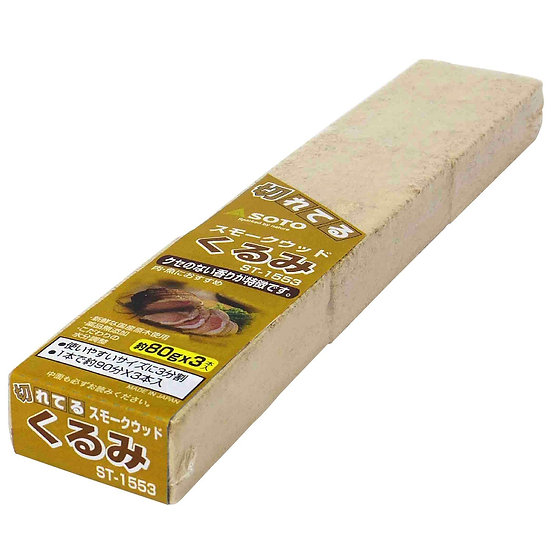 SOTO Wood ChipBoard, Walnut Tree (หมูชาชู)