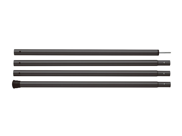 Wing Pole 280cm Black