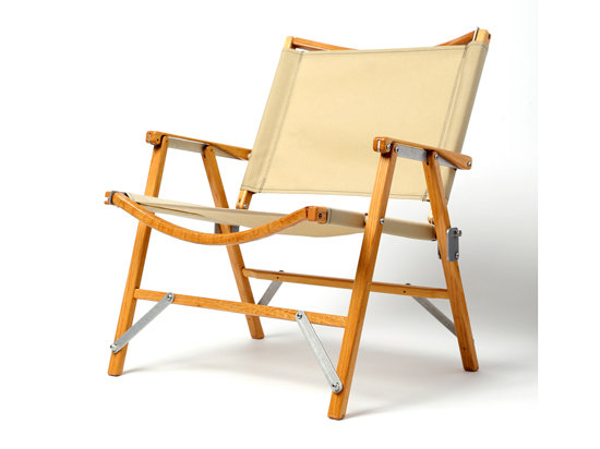 Kermit Chair WIDE Oak Tan