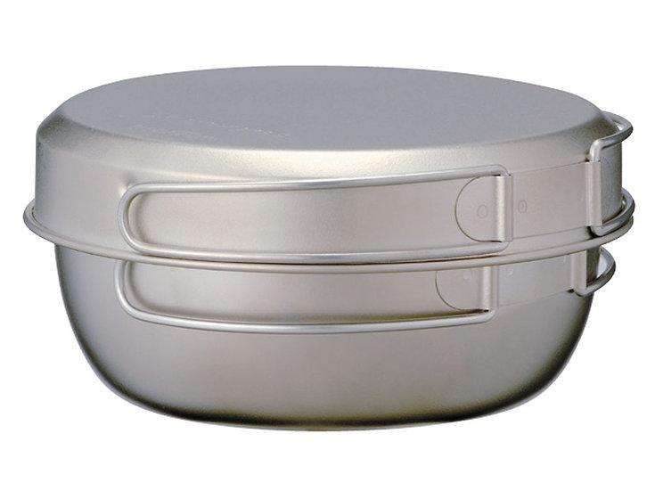 Titanium Cook Set. 3pcs รับสินค้า 20/11/2020