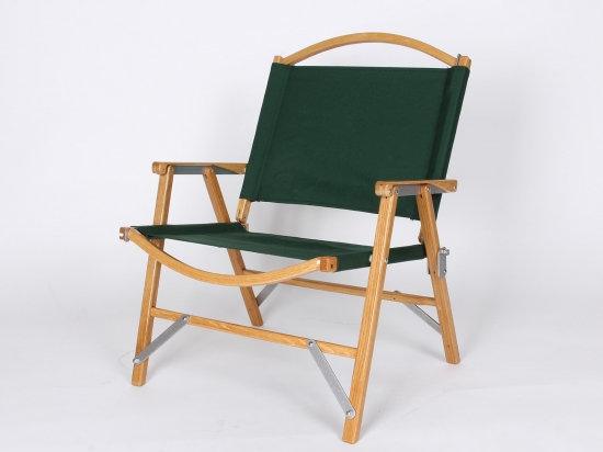 Kermit Chair WIDE Oak Green