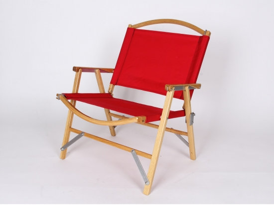 Kermit Chair WIDE Oak Red