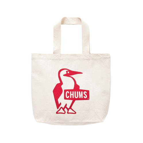 Chums Booby Canvas Tote/Red2