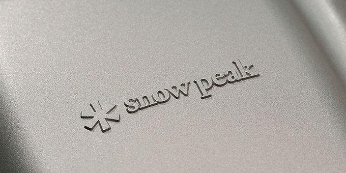 Snowpeak Tableware