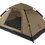 Thumbnail: ONE TOUCH TENT Tan