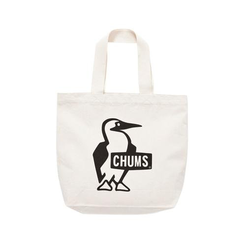 Chums Booby Canvas Tote/Black